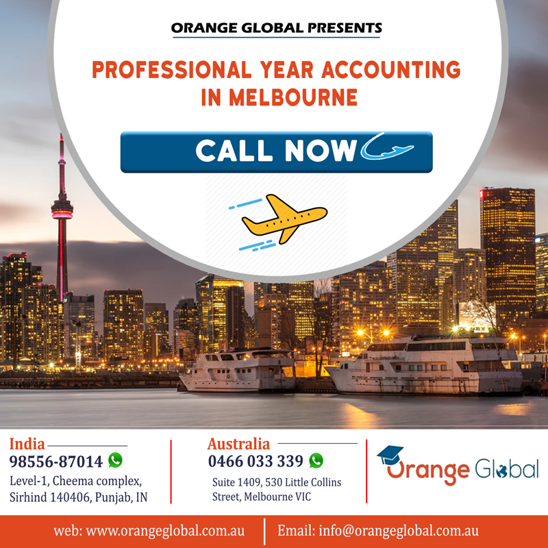 Professional Year Accounting in Melbourne