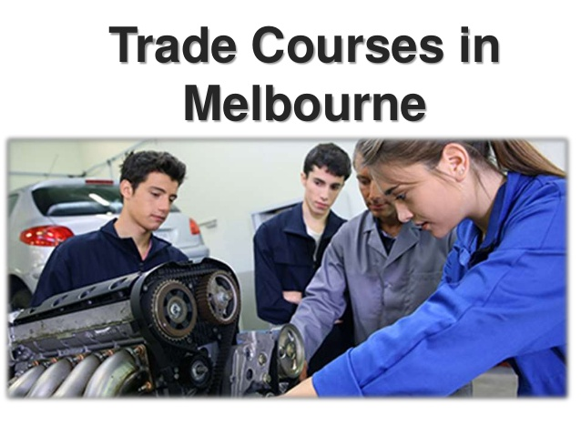 Trade Courses for PR in Melbourne